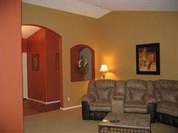 Interior painting by CertaPro house painters in Glendale, AZ