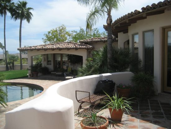 Exterior painting by CertaPro house painters in Scottsdale, AZ