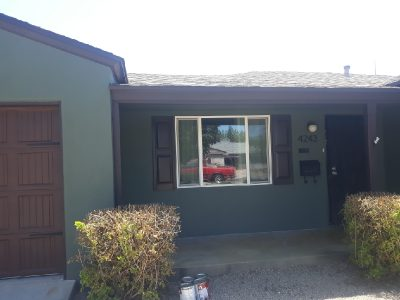 Color change of home's exterior by CertaPro