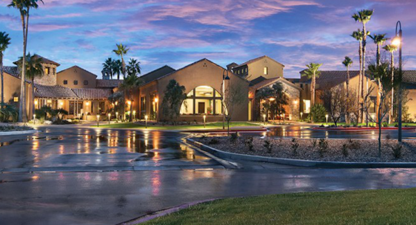 CertaPro of Glendale and the West Valley painting in Robson ranch Arizona.