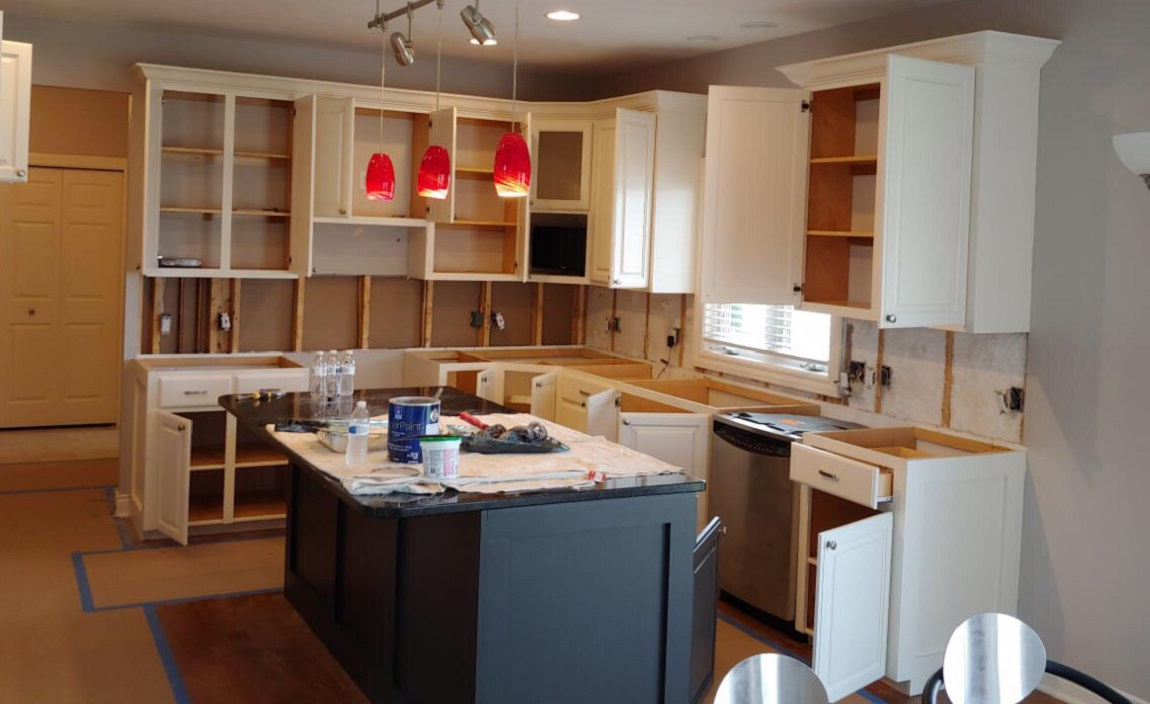 Pierce Cabinets After