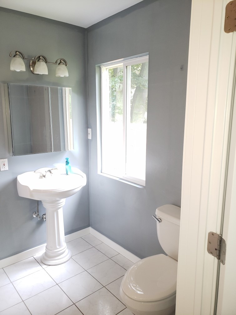 Interior painting color change in Grand Rapids