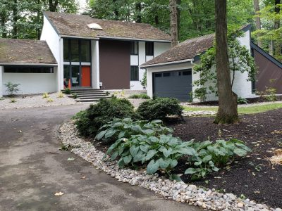 Residential Home Exterior Painting in Great Valley