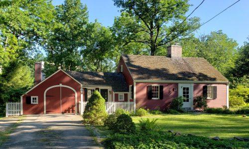 Exterior Home in Wayne