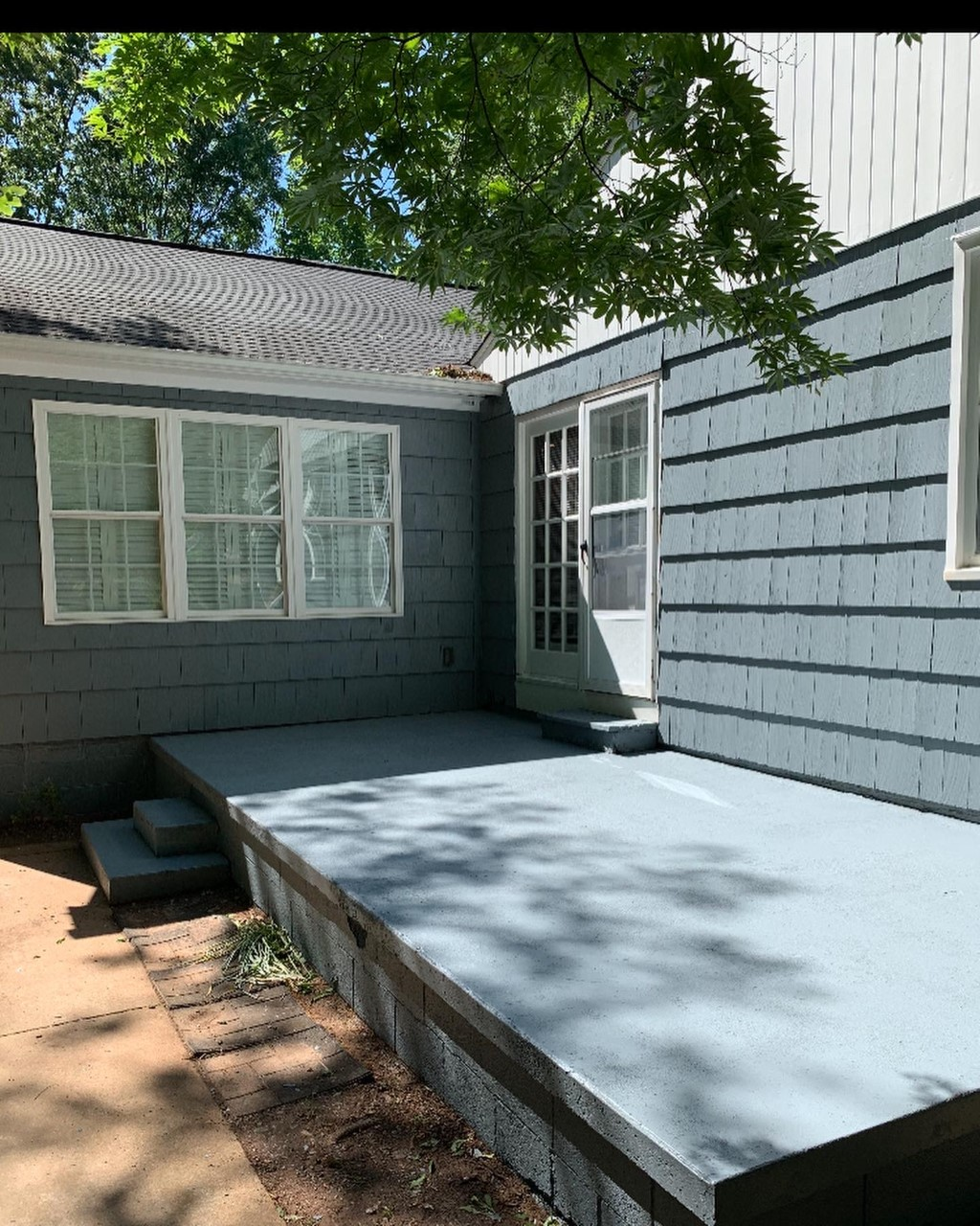 greensboro-nc-deck-painting
