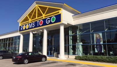 Rooms To Go – Commercial Exterior Painting