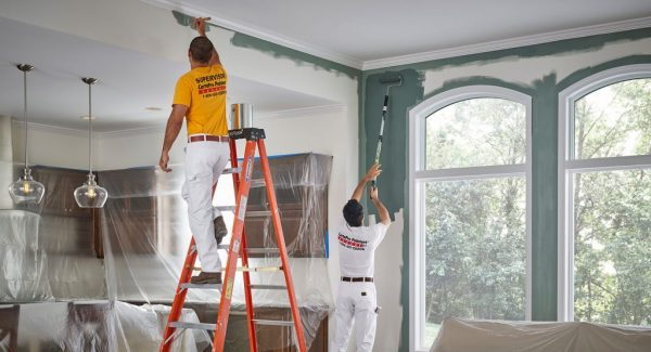 house painters Greenville, SC