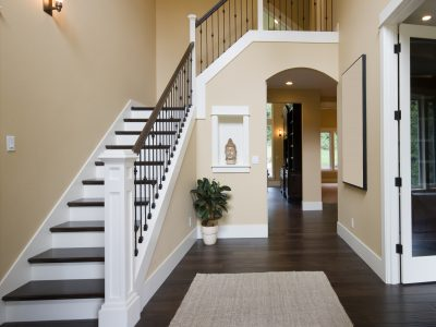 residential foyer interior painting Greenwich, CT
