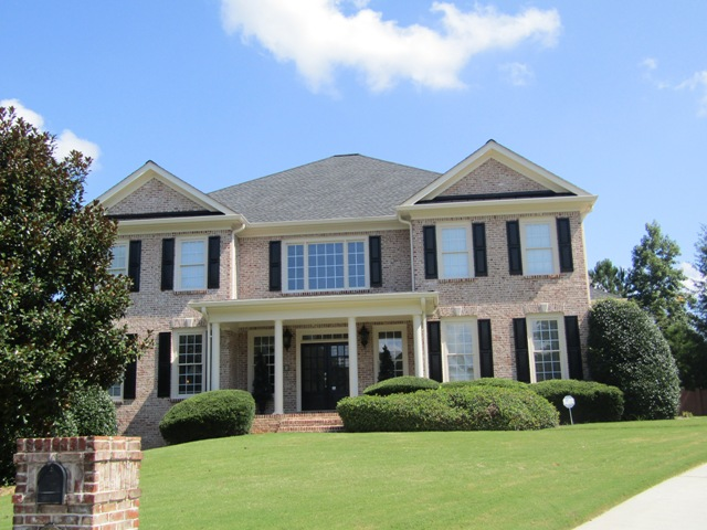 certapro painters of gwinnett painted this home in grayson ga