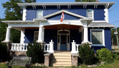 Exterior painting by CertaPro house painters in Hamilton, ON