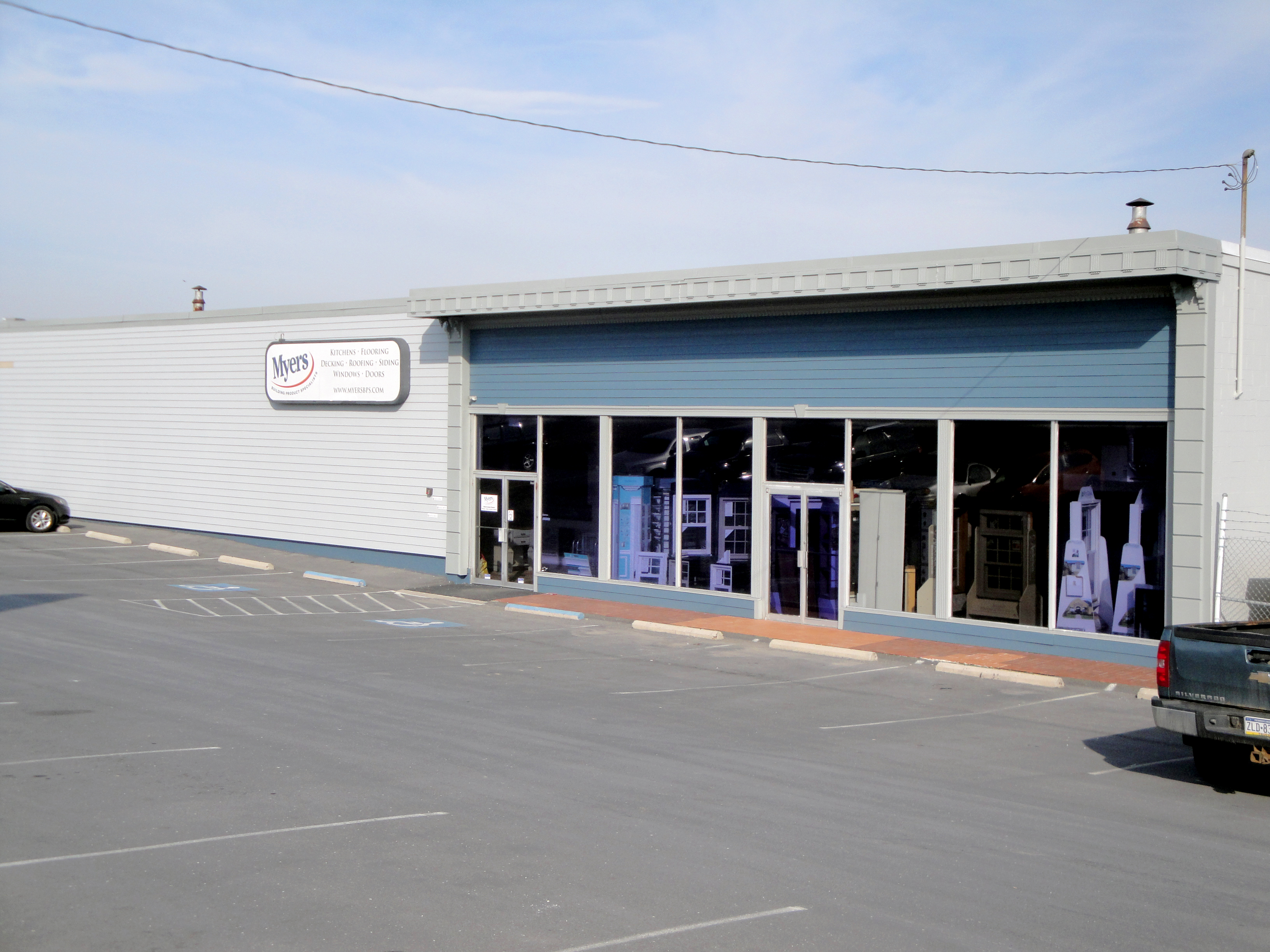 Commercial Retail Painting