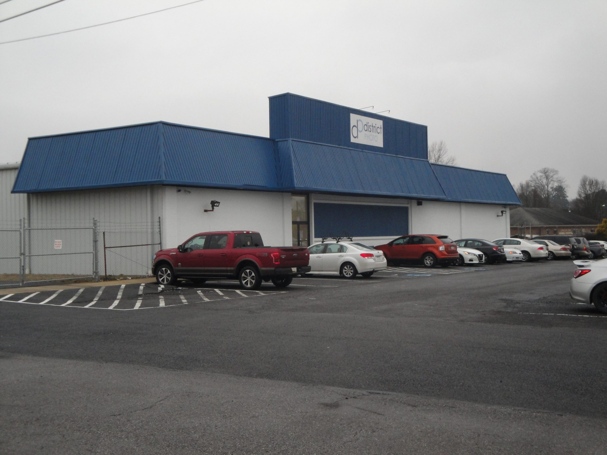 Completed Commercial Painting Project in Chambersburg