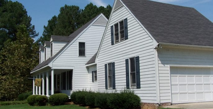 Check out our Hardie Siding Painting