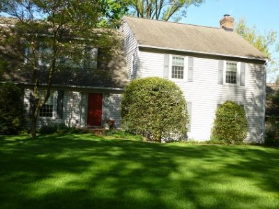 Exterior painting by CertaPro painters in Mechanicsburg, PA