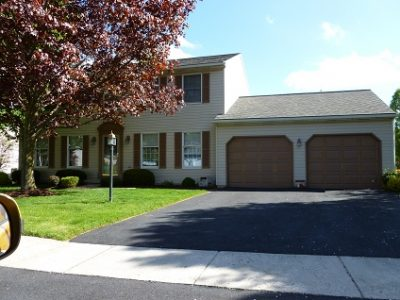 Exterior painting by CertaPro house painters in Mechanicsburg, PA