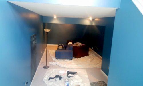Blue Renovation