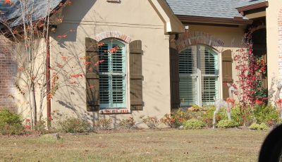 Exterior house painting by CertaPro house painters in Hattiesburg, MS