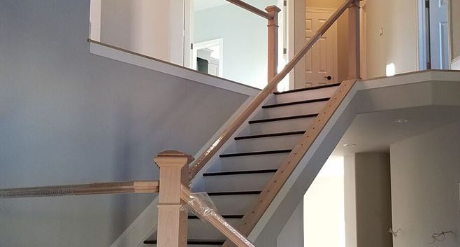 Interior house painting by CertaPro House Painters in Centennial, CO