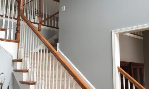 Manteno Stairs