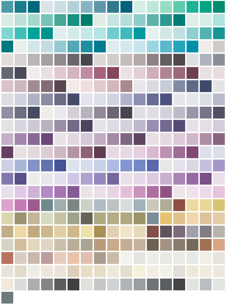 Pittsburgh Paint Color Chart Duna