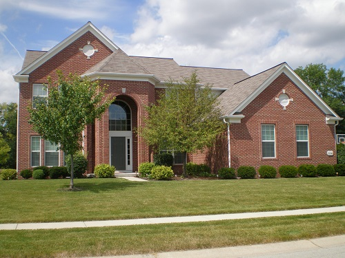 Exterior house painting in Noblesville by CertaPro Painters