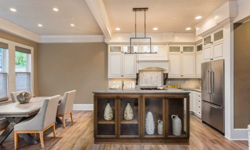 Kitchen Cabinet & Wall Painting