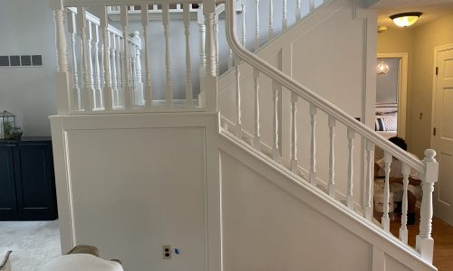 Staircase Banister