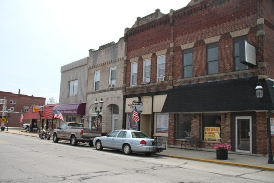 Cicero, IN - Downtown
