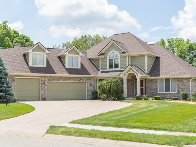 exterior house painting project indianapolis