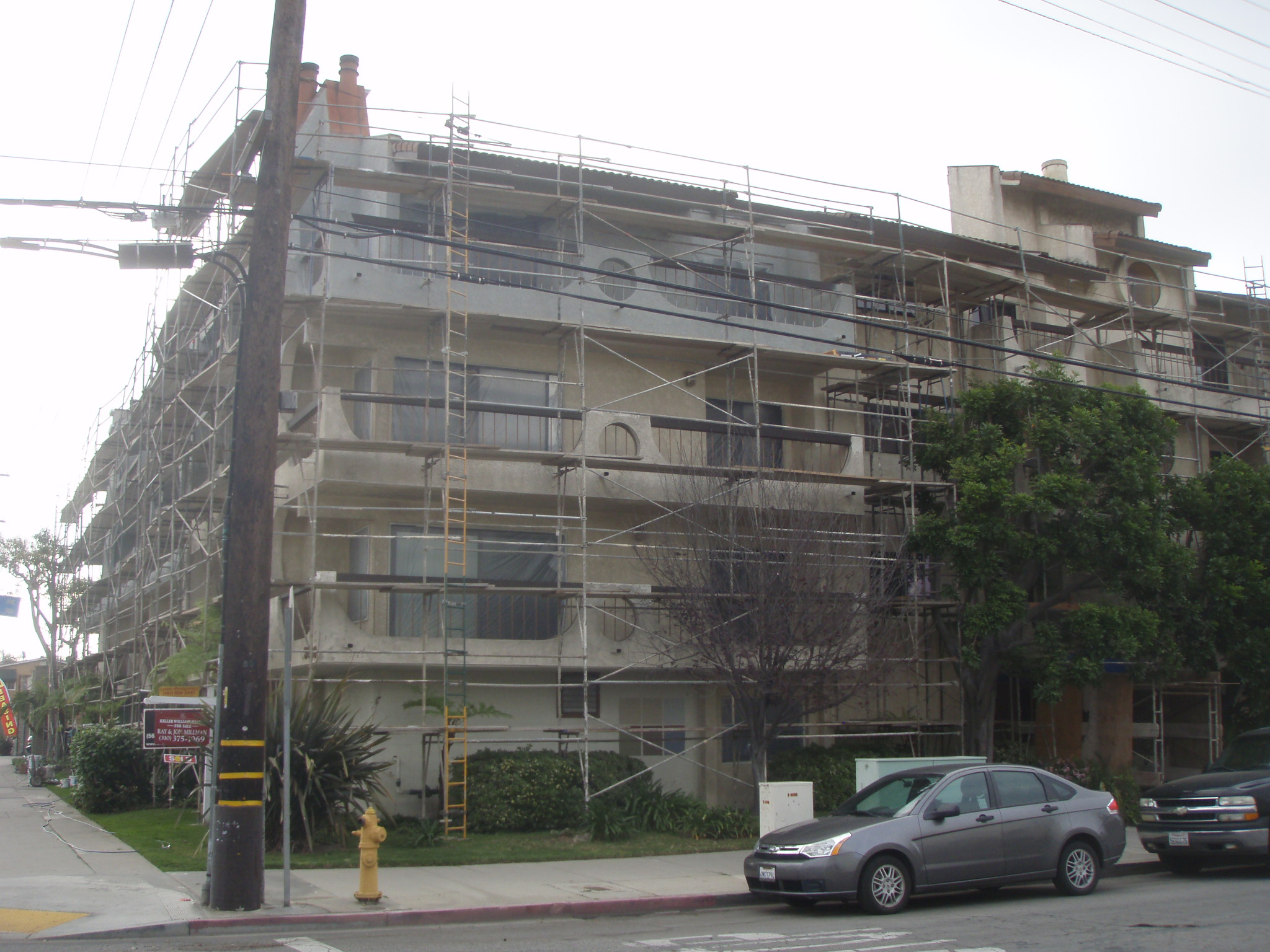 Commercial Condo painting by CertaPro painters in Irvine, CA