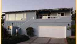 Exterior painting by CertaPro house painters in Laguna Beach, CA