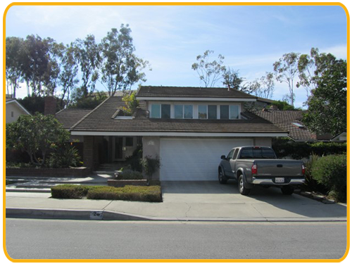 Exterior painting by CertaPro house painters in Newport Beach, CA