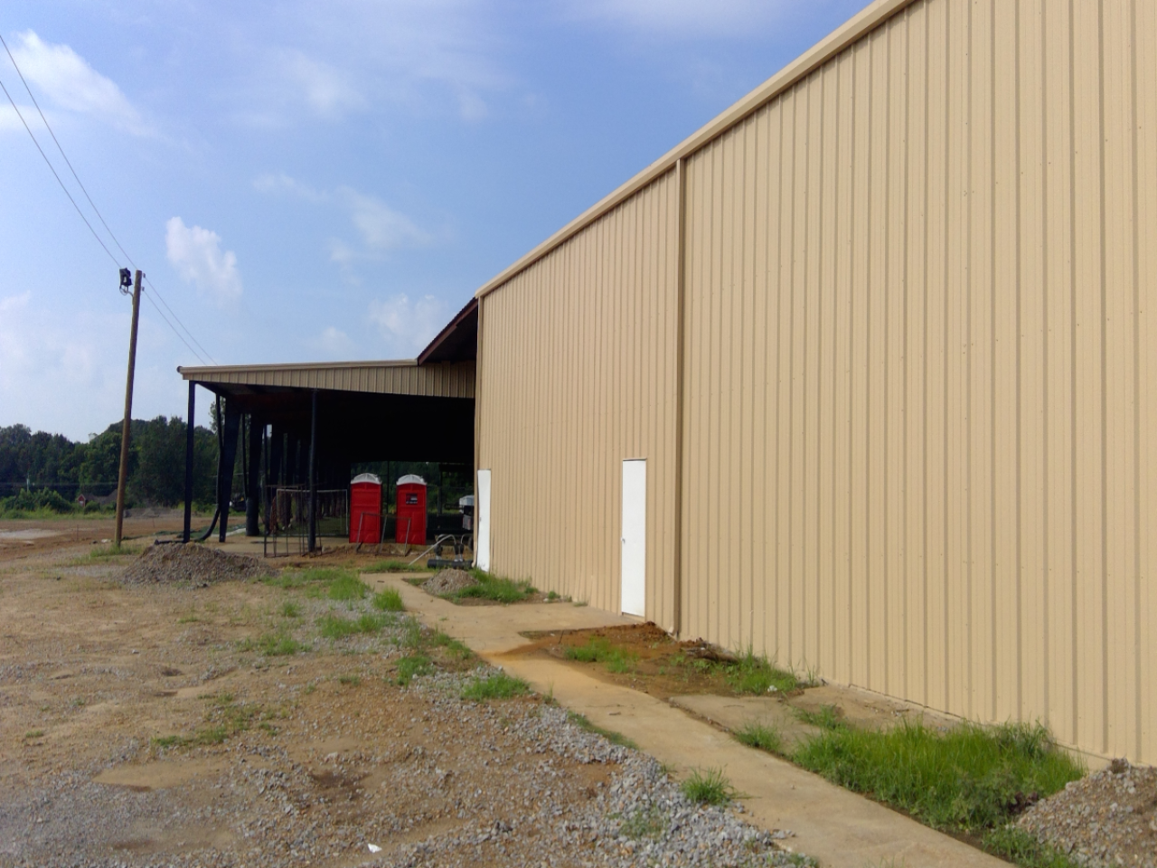 Canton, MS – Commercial Project After