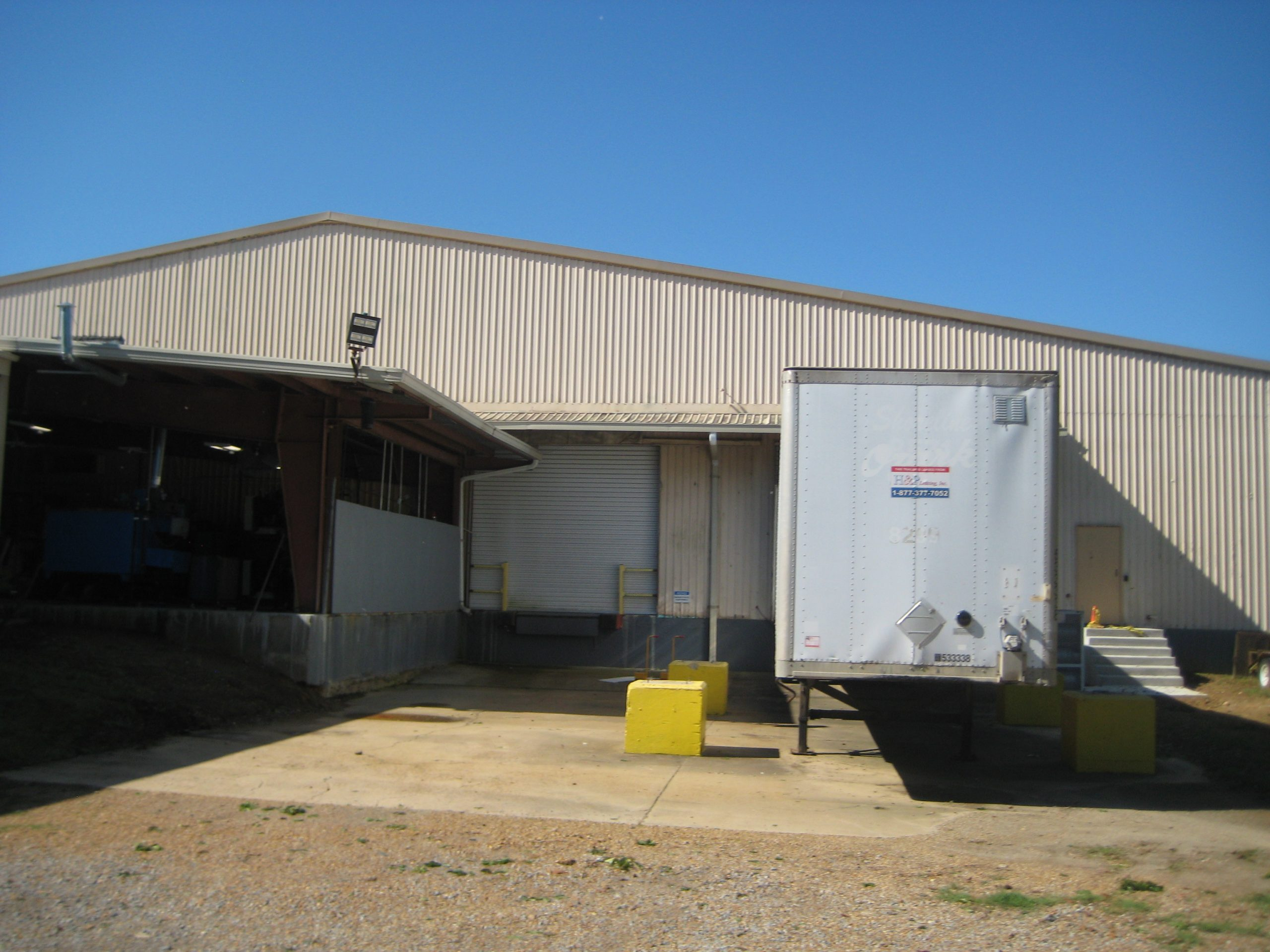 Commercial Exterior Painting – Madison, MS Before