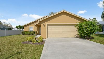 Exterior house painting by CertaPro Painters in Stuart, FL