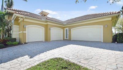 Exterior house painting by CertaPro House Painters in Jupiter, FL