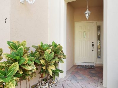 Exterior painting by CertaPro house painters in Palm Beach Gardens, FL