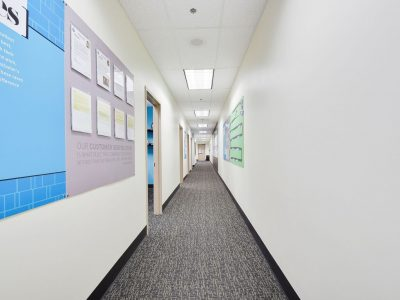 Commercial Office painting by CertaPro painters in Jupiter, FL