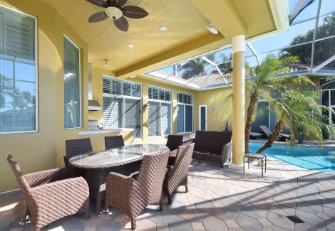 Patio Painting in Palm Beach Gardens, FL