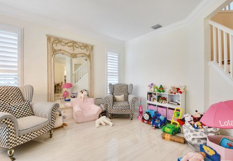 Residential Interior Play Room