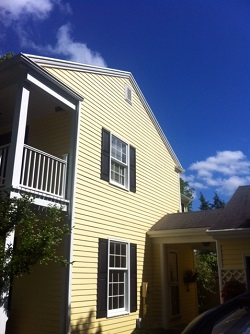 Exterior painting by CertaPro house painters in Battle Creek, MI