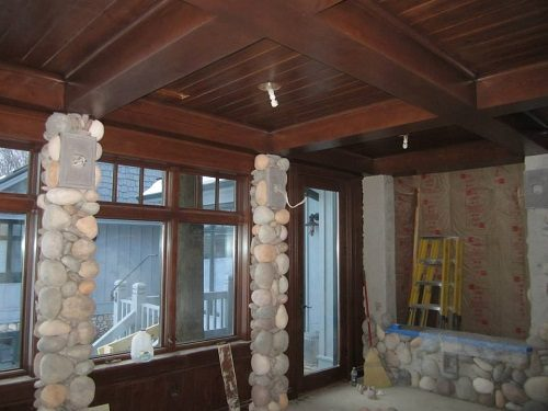 Interior house painting by CertaPro painters in Kalamazoo, MI