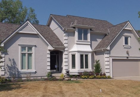 Exterior Home Painting in Kansas City Northland