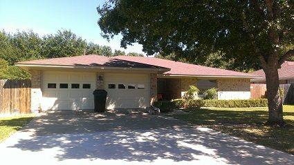 Exterior painting by CertaPro house painters in Temple / Belton, TX