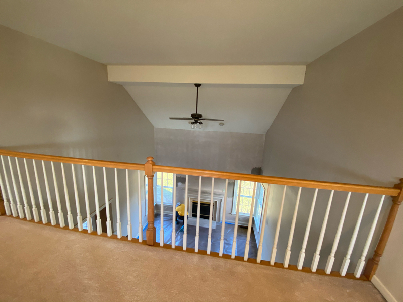 harleysville pa painting project before