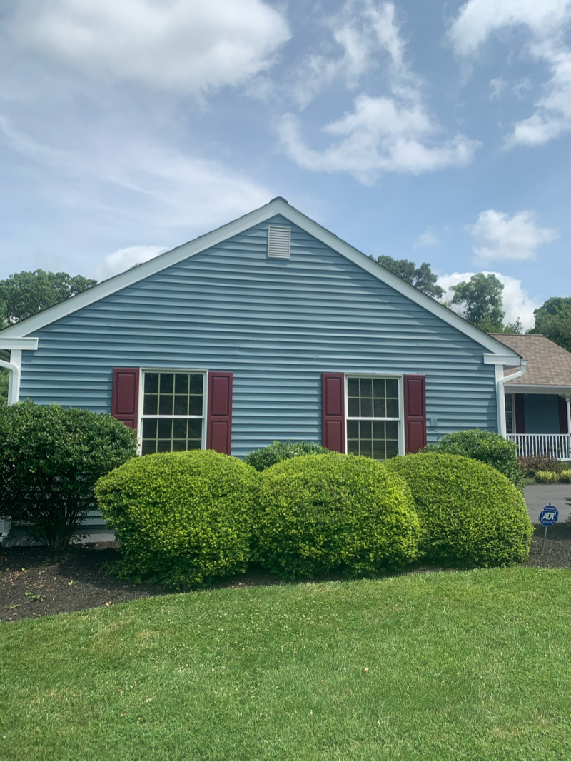 painting project in Norristown, Pennsylvania