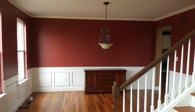 Pottstown PA Residential House Painting