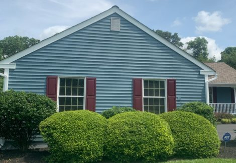 Norristown Exterior Painting