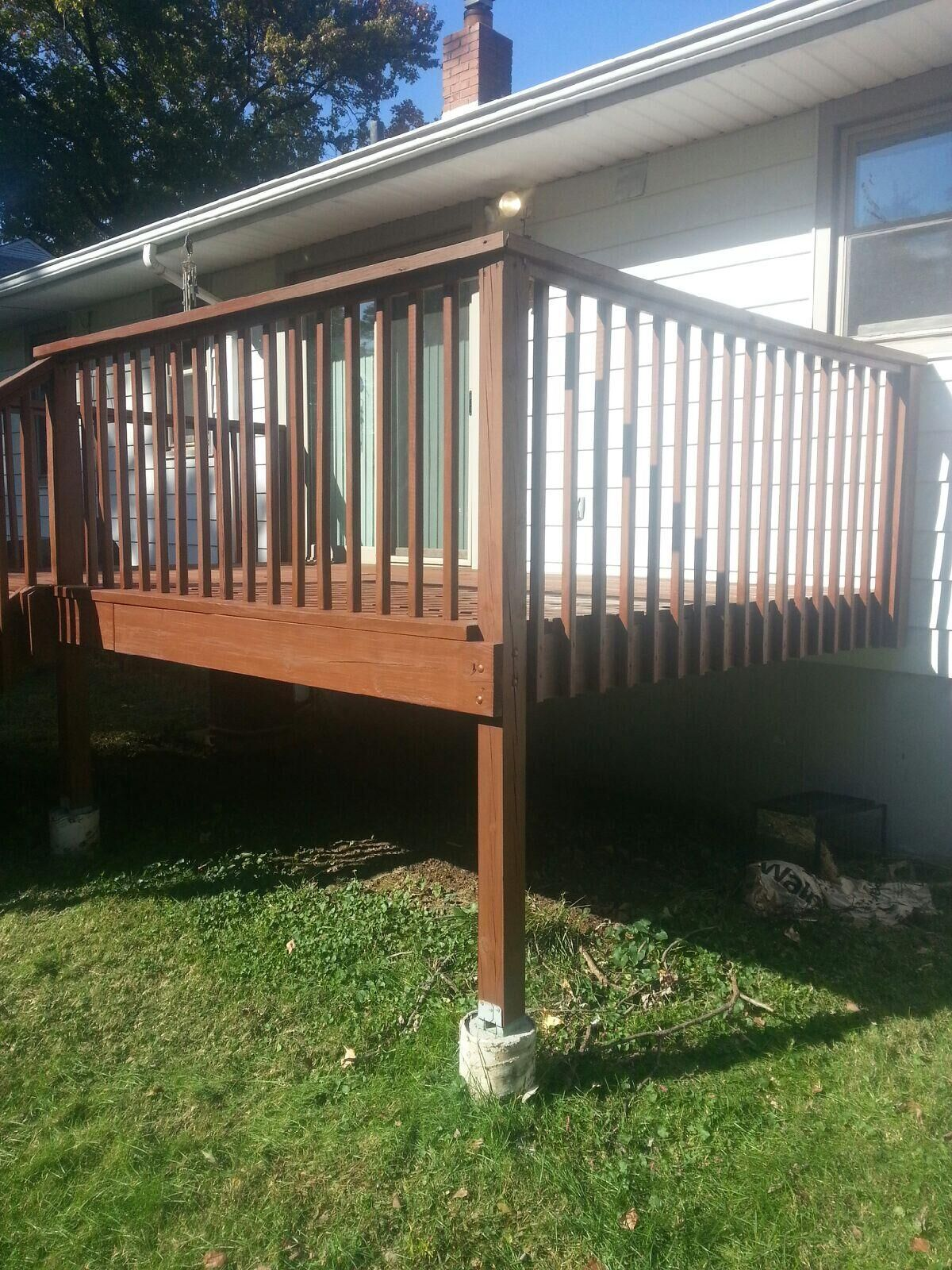 Deck Staining in Kirkwood, MO - CertaPro Painters