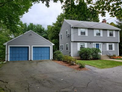 Professional painting project in Lexington, MA
